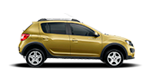 New Sandero Stepway
